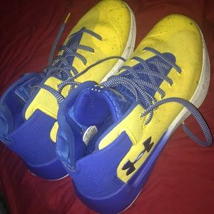 Steph Curry Under Armor Shoes